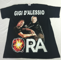 GIGI DALESSIO - T-SHIRT ORA TOUR COLLAGE